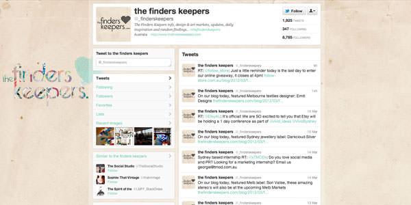 Твиттер фон макеты (25)